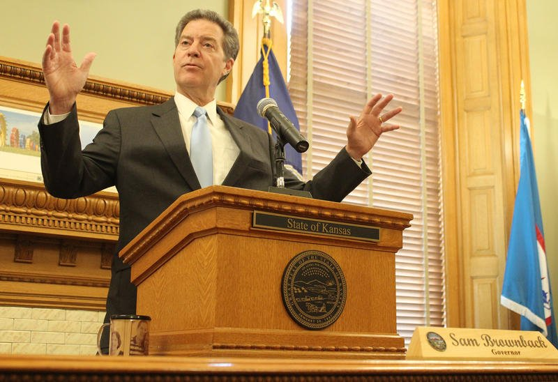 A vote in the U.S. Senate is the next step for Governor Sam Brownback's nomination to be ambassador for international religious freedom.  (File Photo / Kansas Public Radio)