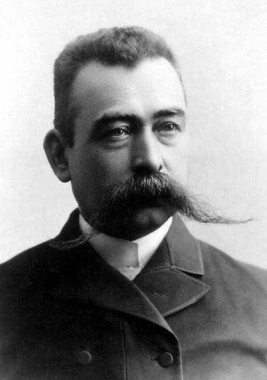 Noted Copenhagen wigmaker Carl Frederik Holm (shown here in 1893) can't participate, but perhaps you'd like to. (Image credit: commons.wikimedia.org)