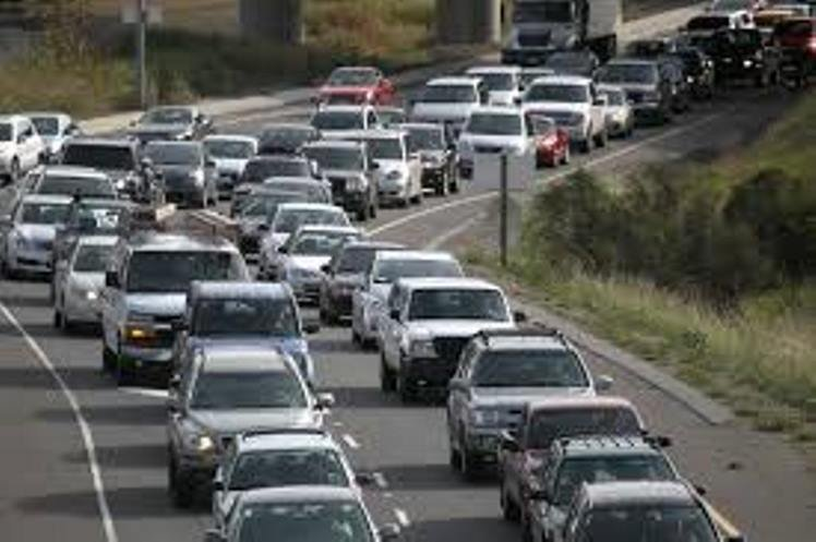AAA of Kansas is predicting nearly 4 million drivers will be on the region's roads during the holiday weekend.