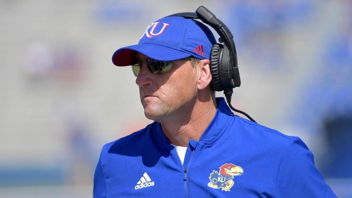 Former KU Football Coach Files Breach of Contract Lawsuit