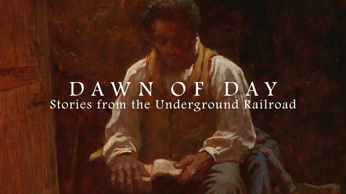Dawn of Day: Stories from the Underground Railroad is a new, historical documentary produced by Kansas State University.