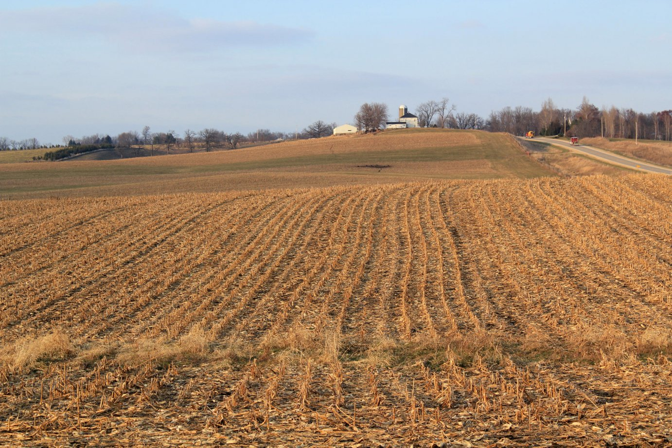 The new agreement will keep two major markets open for many Kansas crops. (Kansas News Service file photo)