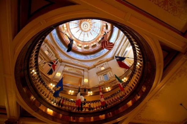 Kansas legislators are nearing a House-Senate showdown on school spending. (Photo Credit: Scott Canon, Kansas News Service)