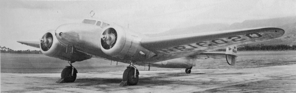 A plane, similar to the Lockheed Electra seen here, will soon make its way to Atchison, hometown of famed aviatrix Amelia Earhart.