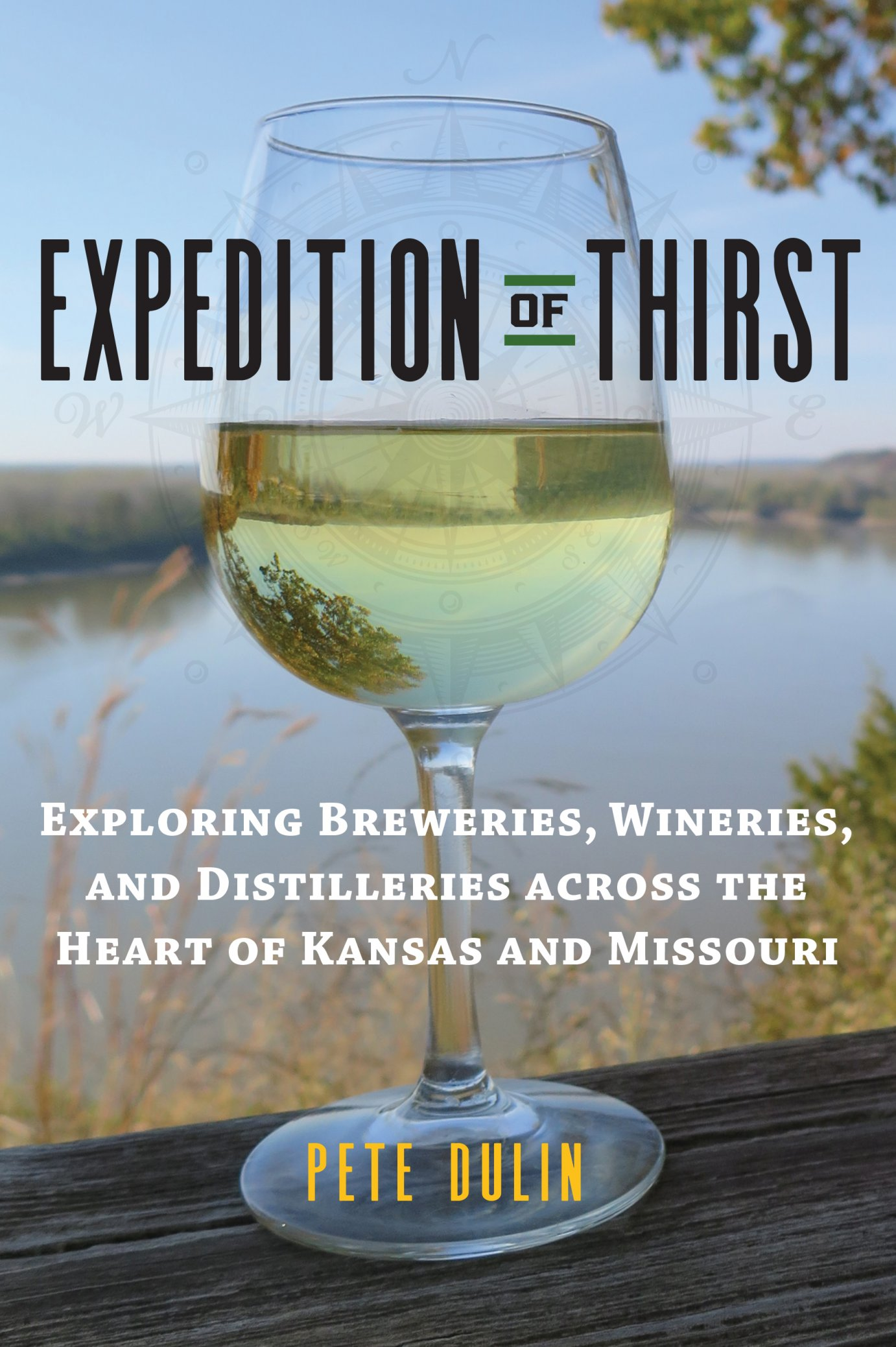 Kansas City author Pete Dulin's book covers more than 150 breweries, wineries and distilleries in Kansas and western Missouri. (University Press of Kansas)