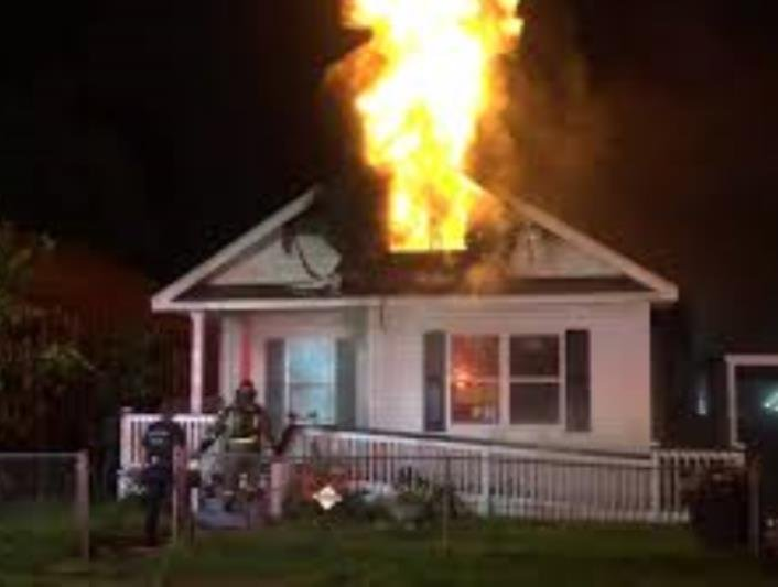 The Kansas Fire Marshal advises cooks to pay close attention and, if they must leave the kitchen, turn off the stove.
