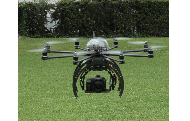 "(Image credit: ""Drone Flying Eye"" by Flying Eye - Own work. Licensed under CC BY-SA 3.0 via Wikimedia Commons - http://commons.wikimedia.org/wiki/File:Drone_Flying_Eye.jpg#/media/File:Drone_Flying_Eye.jpg)"