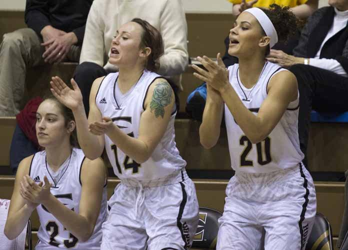Emporia State Lady Hornets