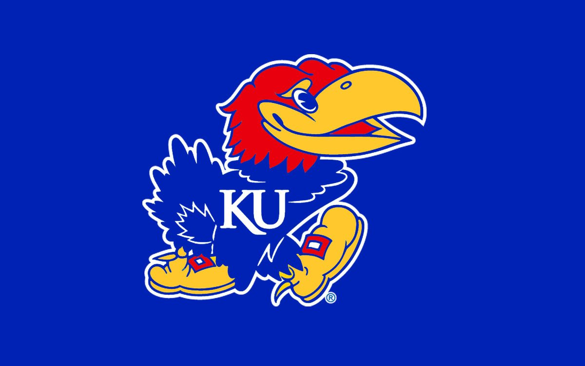 Kansas is now in a three-way tie atop the Big 12 conference.
