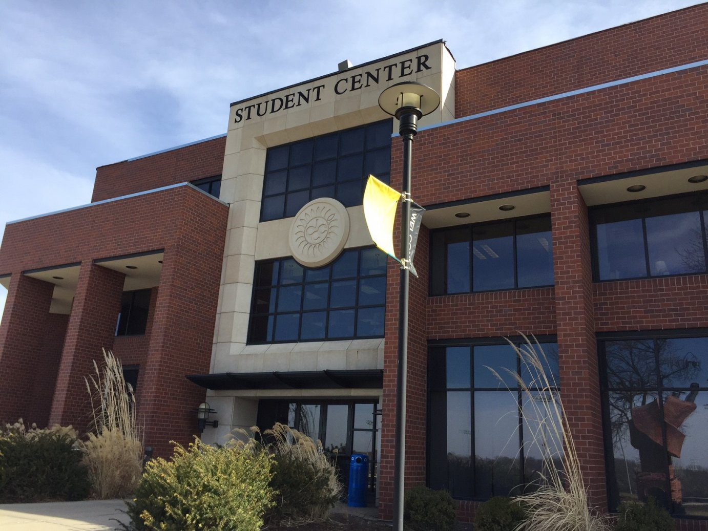 Johnson County Community College will increase its student wrap around services to increase the number of degrees and certificates it awards every year. (Photo by Sam Zeff, KCUR)