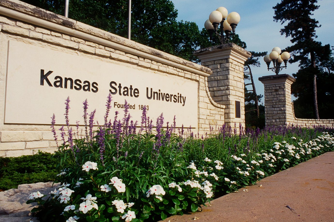 A recent report from the Kansas Board of Regents suggests professors at Kansas State University and other colleges in the state make less than their peers elsewhere.  (File photo / Kansas State University)