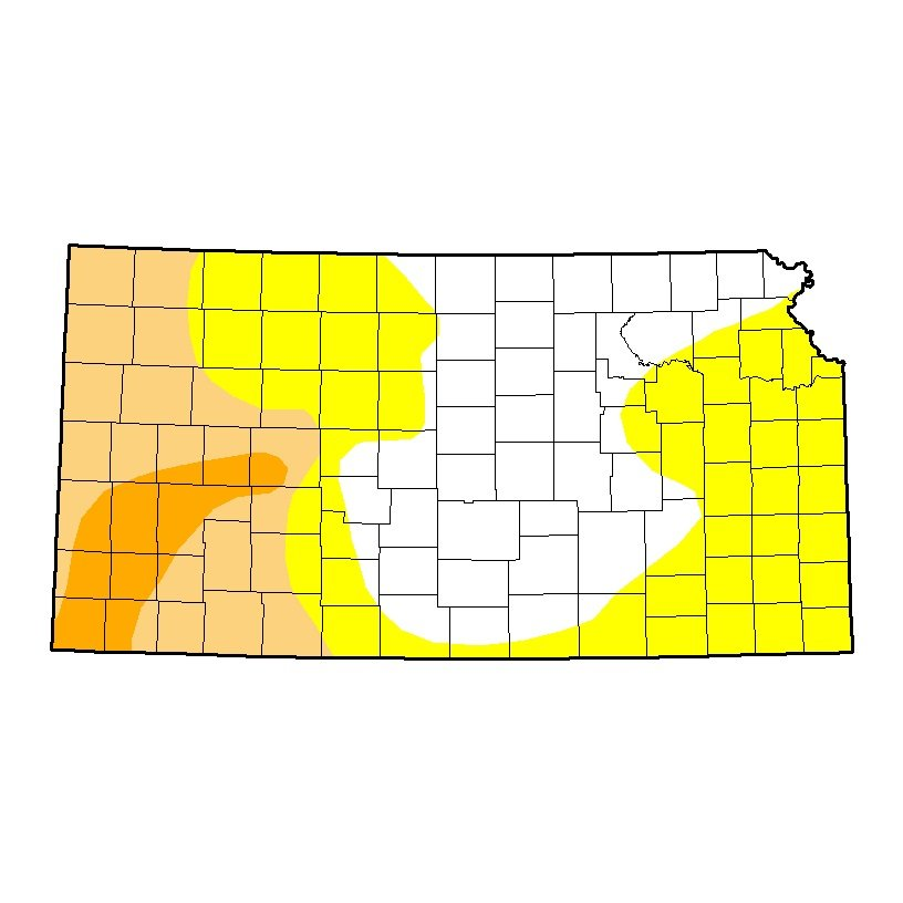 Image from U.S. Drought Monitor