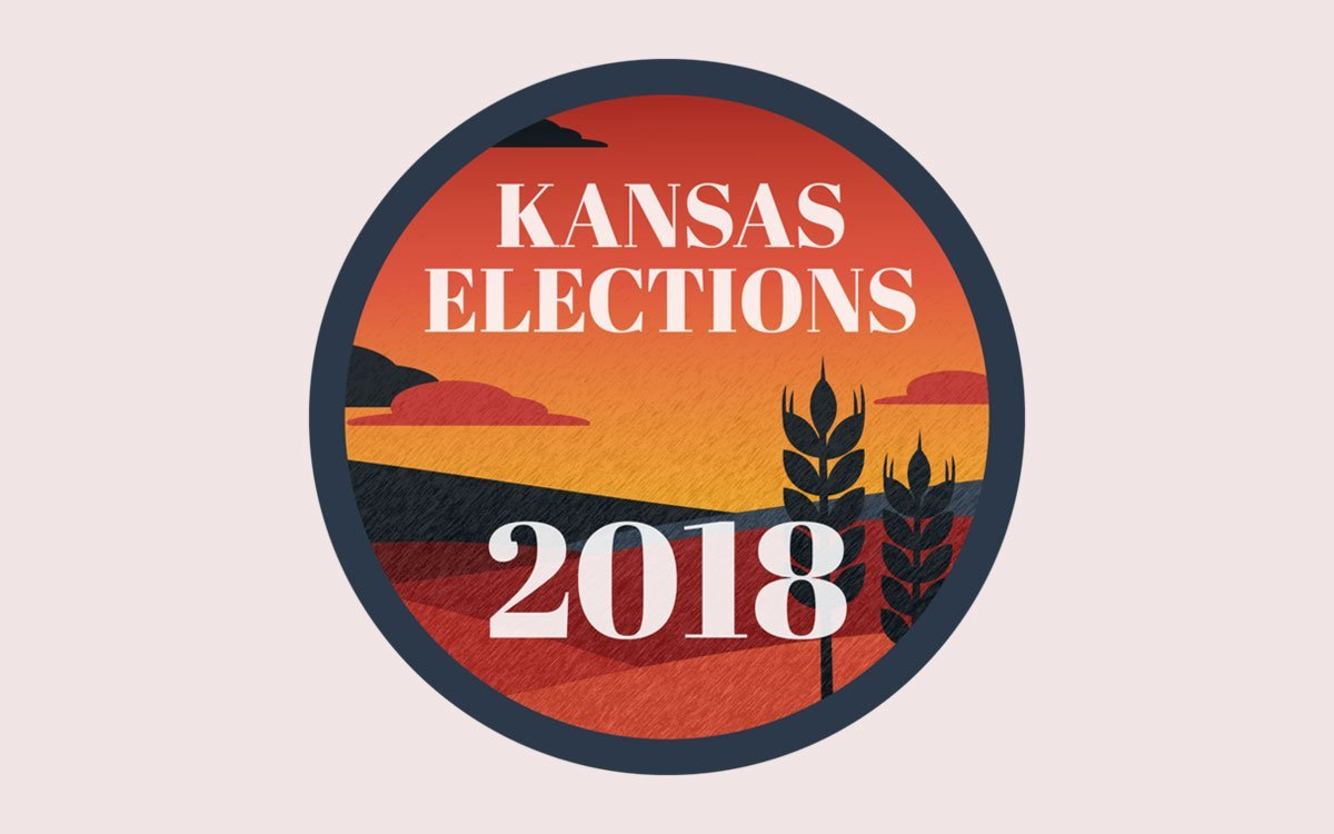 The three candidates for Kansas secretary of state faced off in a debate Monday on KTWU TV in Topeka.