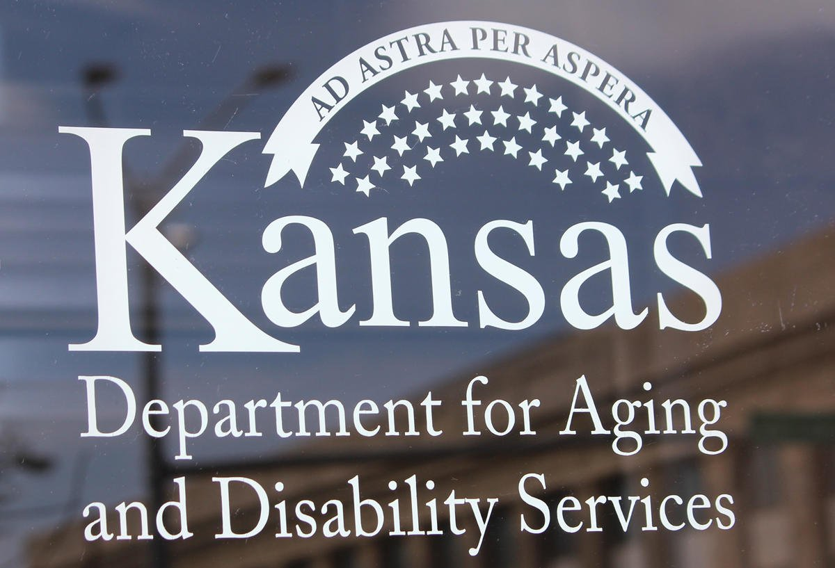 Gov. Laura Kelly announced her intent to merge the Kansas Department for Aging and Disability Services, the Department for Children and Families and the state's juvenile justice services. (Kansas News Service file photo)
