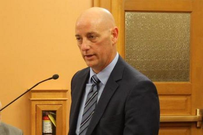 Tim Keck will serve as secretary of the Kansas Department for Aging and Disability Services (Photo: Andy Marso)
