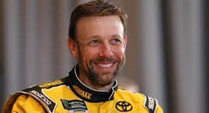 46-year-old driver Matt Kenseth will return to the Kansas Speedway this weekend. (Photo Credit: NASCAR.com)