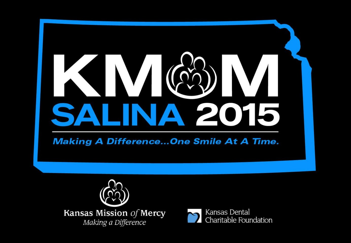 The Kansas Mission of Mercy provides free dental care to those in need, once a year.