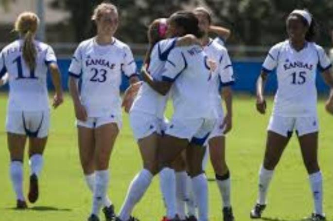 The KU women's soccer team has a second-round match at 5:00 this (FRI) afternoon