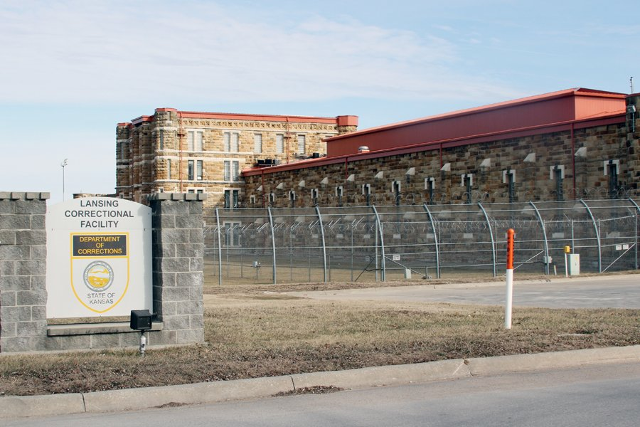 The Lansing Correctional Facility. (Photo from the Department of Corrections)