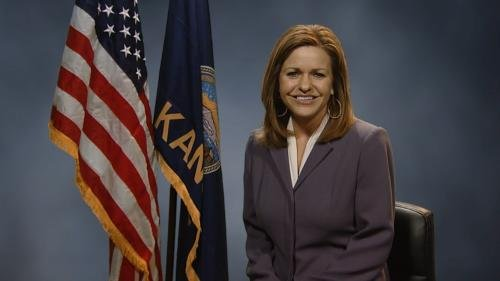 U.S. Representative Lynn Jenkins, a Topeka Republican, represents the 2nd Congressional District of eastern Kansas.
