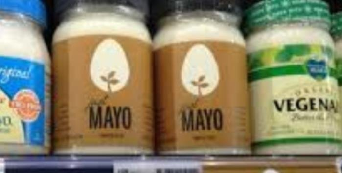 Egg producers apparently felt threatened by the popularity of a vegan mayonnaise-like product.