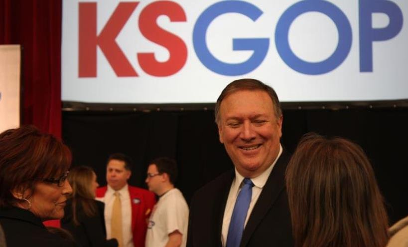Kansas Congressman Mike Pompeo has been nominated to be the next Director of the Central Intelligence Agency. (Photo: Hugo Phan, KMUW)