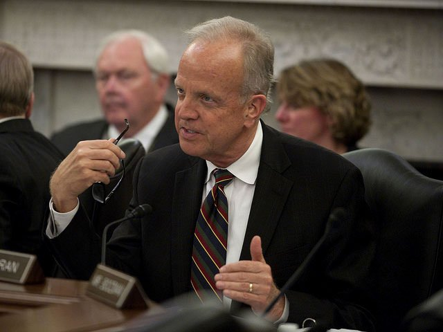 (Photo by U.S. Department of Veterans Affairs) Kansas Sen. Jerry Moran says the U.S. Department of Veterans Affairs is undermining parts of a new law designed to ensure access to care for veterans in rural areas.