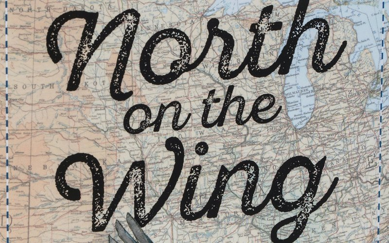 North on the Wing, by Bruce Beehler, is a new book about songbirds and their migration along the Mississippi River.