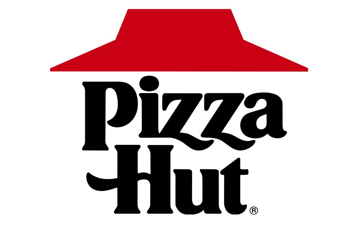 Old school Pizza Hut logo, circa 1960s and '70s (Photo from Pizza Hut)