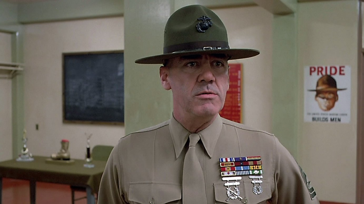 Emporia native R. Lee Ermey was a Marine who served stints in Vietnam before becoming an accomplished Hollywood actor.