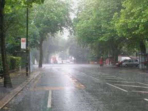The National Weather Service says summer 2015 was wet but not as warm.