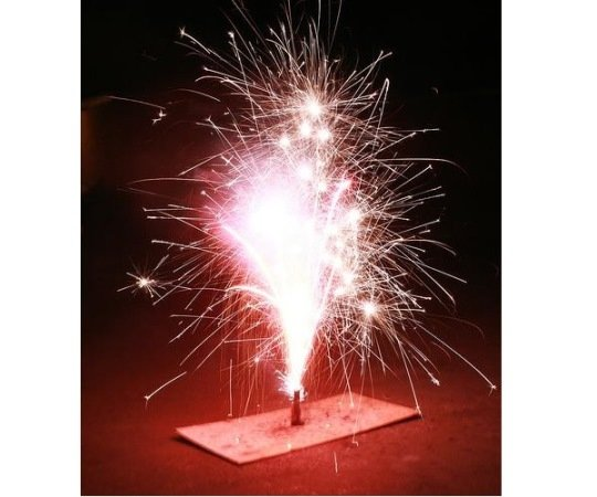 a Roman candle firework (Image credit: Flickr user JCARTER)