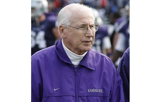 K-State head football coach Bill Snyder (photo credit: commons.wikimedia.org under Creative Commons Attribution-Share Alike 3.0 Unported license)