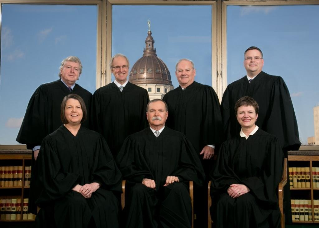 Conservatives want to oust four of five Kansas Supreme Court justices up for retention in November. (Photo: kscourts.org)