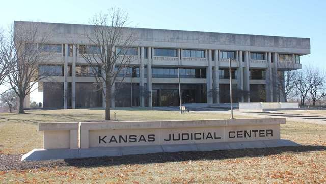 Kansas Supreme Court Building (Photo by Stephen Koranda)