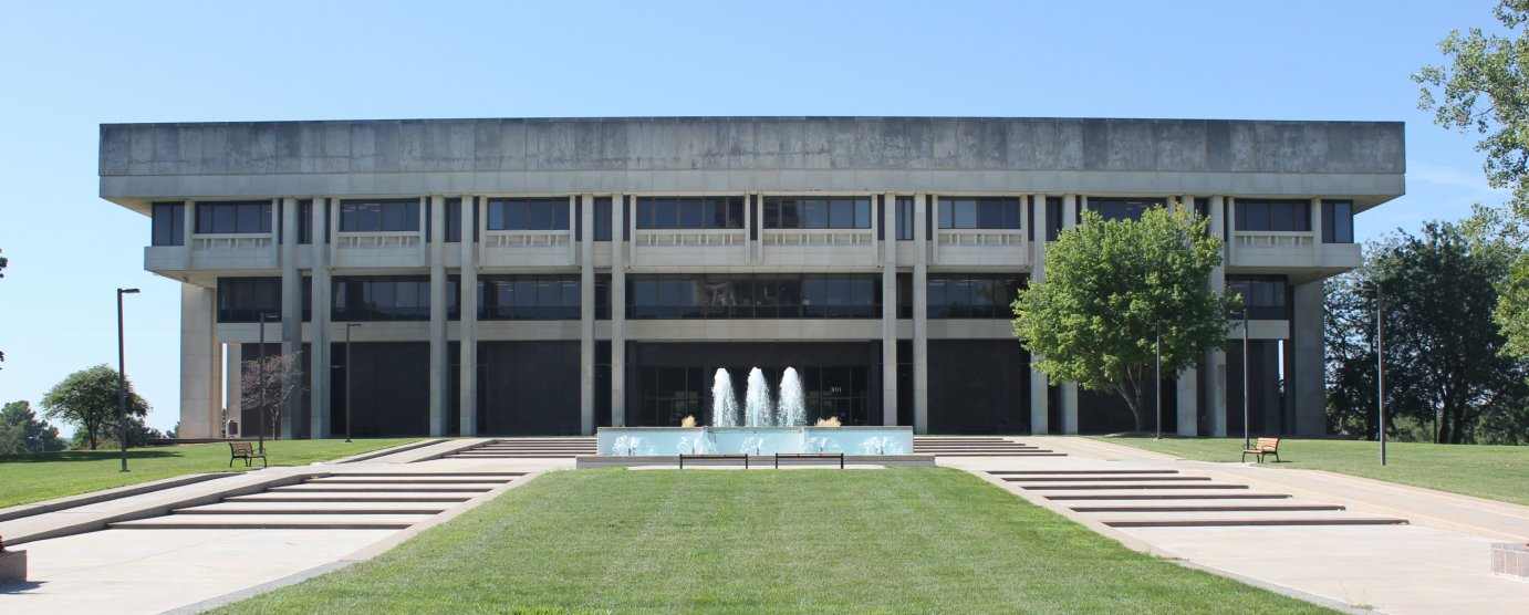 The Judicial Center, which houses the Kansas Supreme Court. (Photo by Stephen Koranda)