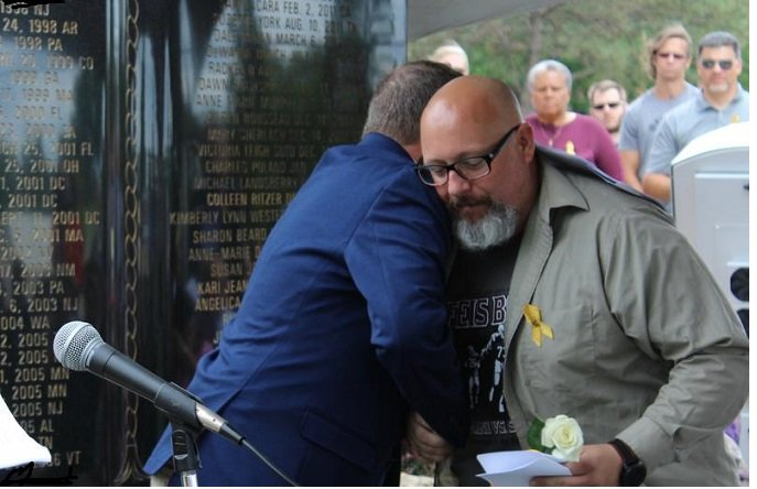 New Names Added to Emporia State's Fallen Educators Memorial