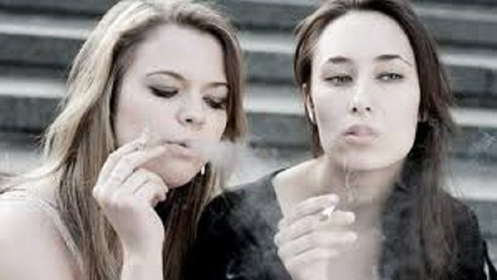 Studies find that teenage smoking leads to heavier smoking and more difficulty quitting later in life. (Photo:centeronaddiction.org)