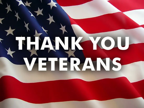 Lawrence's first Veterans Day parade in nearly 50 years will be held at 1pm Saturday in downtown Lawrence.