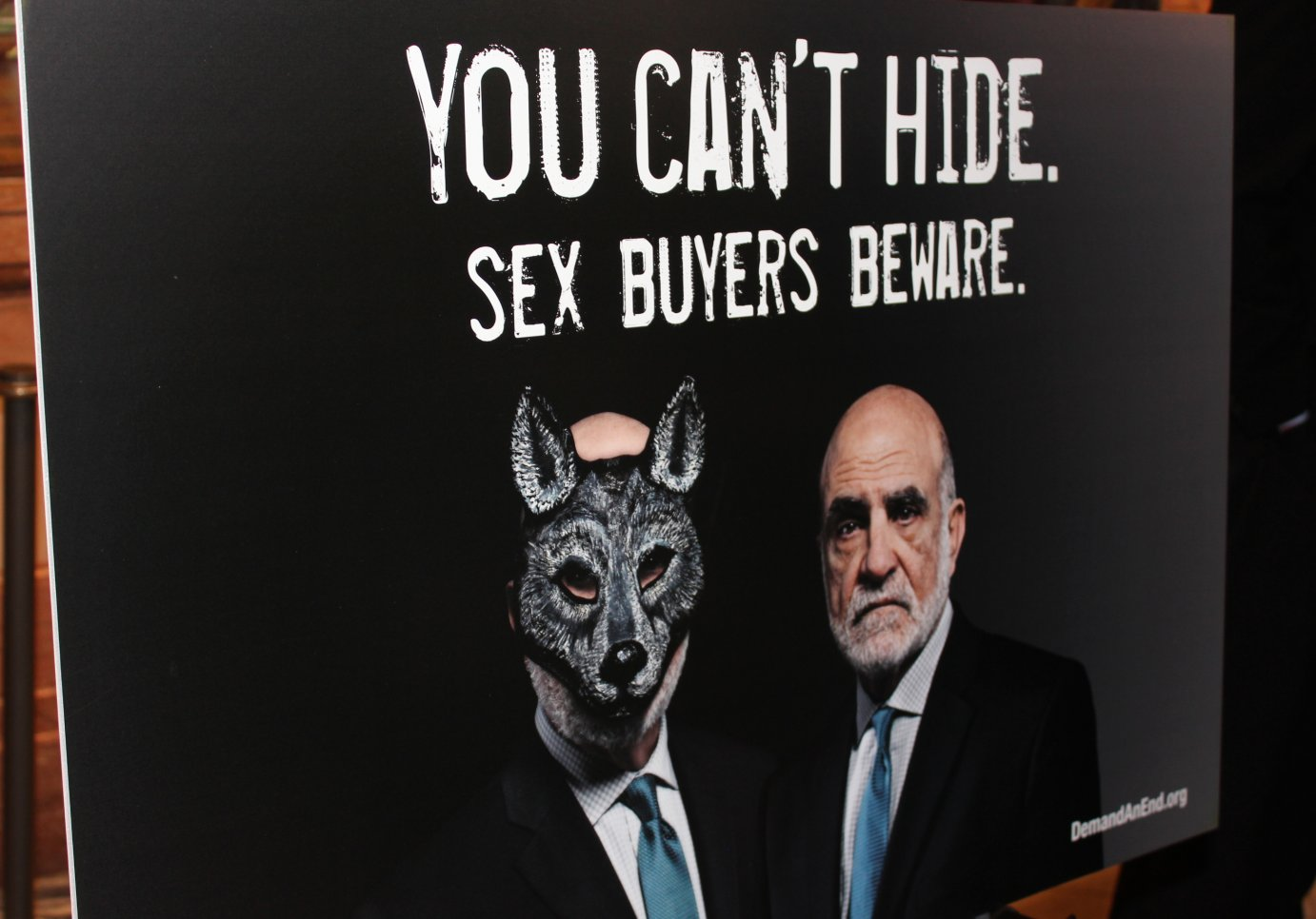 An image used in the campaign. (Photo by Stephen Koranda)