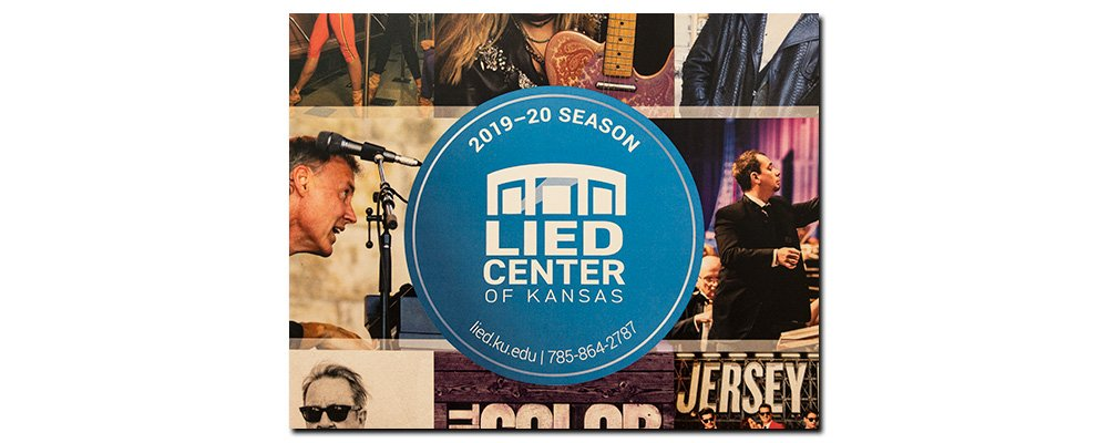 Lied Center Announces 2019-2020 Season