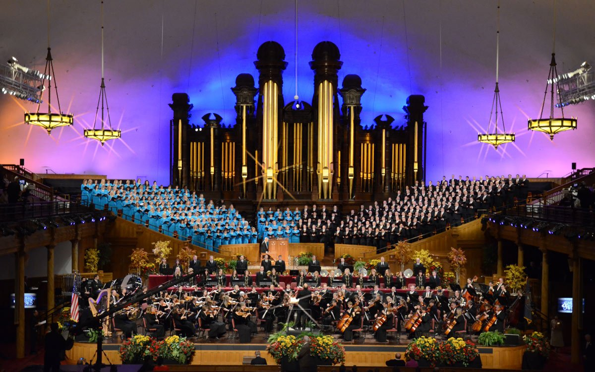 "KPR will air ""Christmas With the Mormon Tabernacle Choir"" on Wednesday, December 21, at 7 p.m."