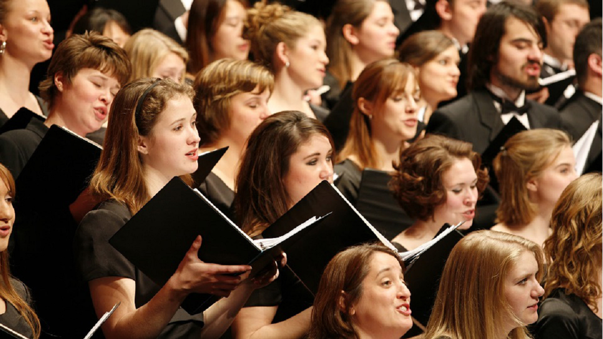 """KPR will air """"Holiday Vespers,"""" the annual KU concert, on December 21 and 22."""