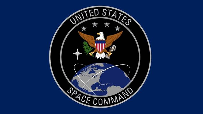 Logo for U.S. Space Command