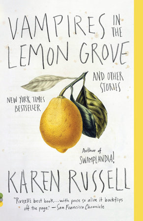 Karen Russell's latest short story collection (Image credit: penguinrandomhouse.com)