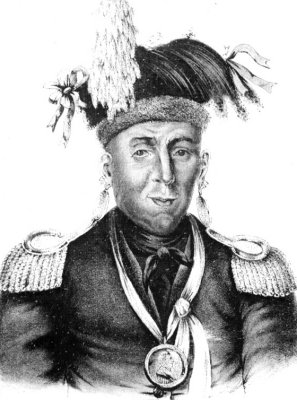 The Potawatomi leader Wabansi, whose name was spelled a variety of ways, including Wabaunsee, Waubonsie, Wah-bahn-se and Waubonsee.