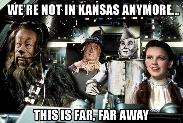 Gif, as seen on Twitter, in the wake of the Mark Hamill tweet where he claimed he wanted to visit Kansas.