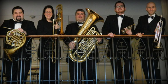 Washburn University Faculty Brass Quintet